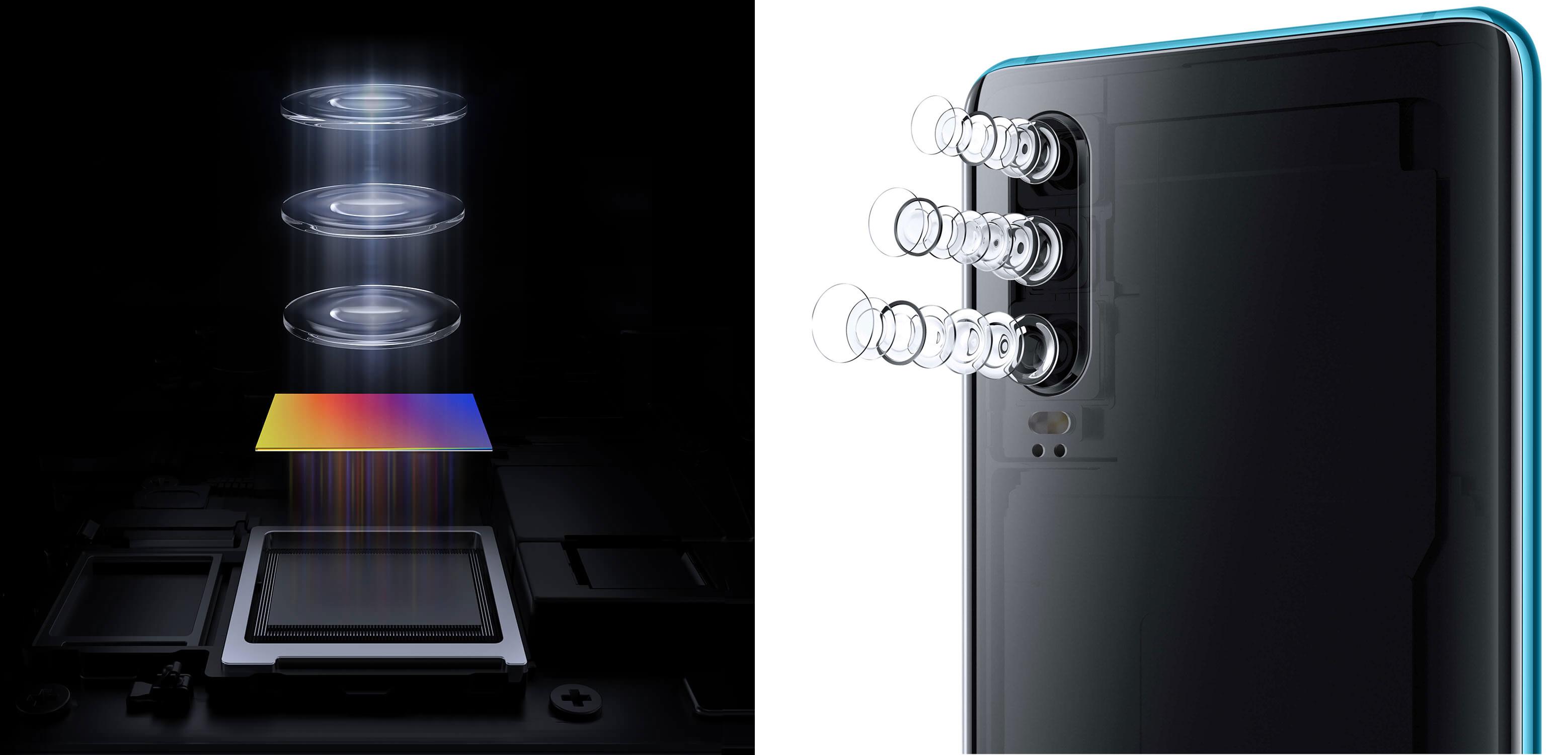 Huawei Smartphone P30 Breathing Crystal