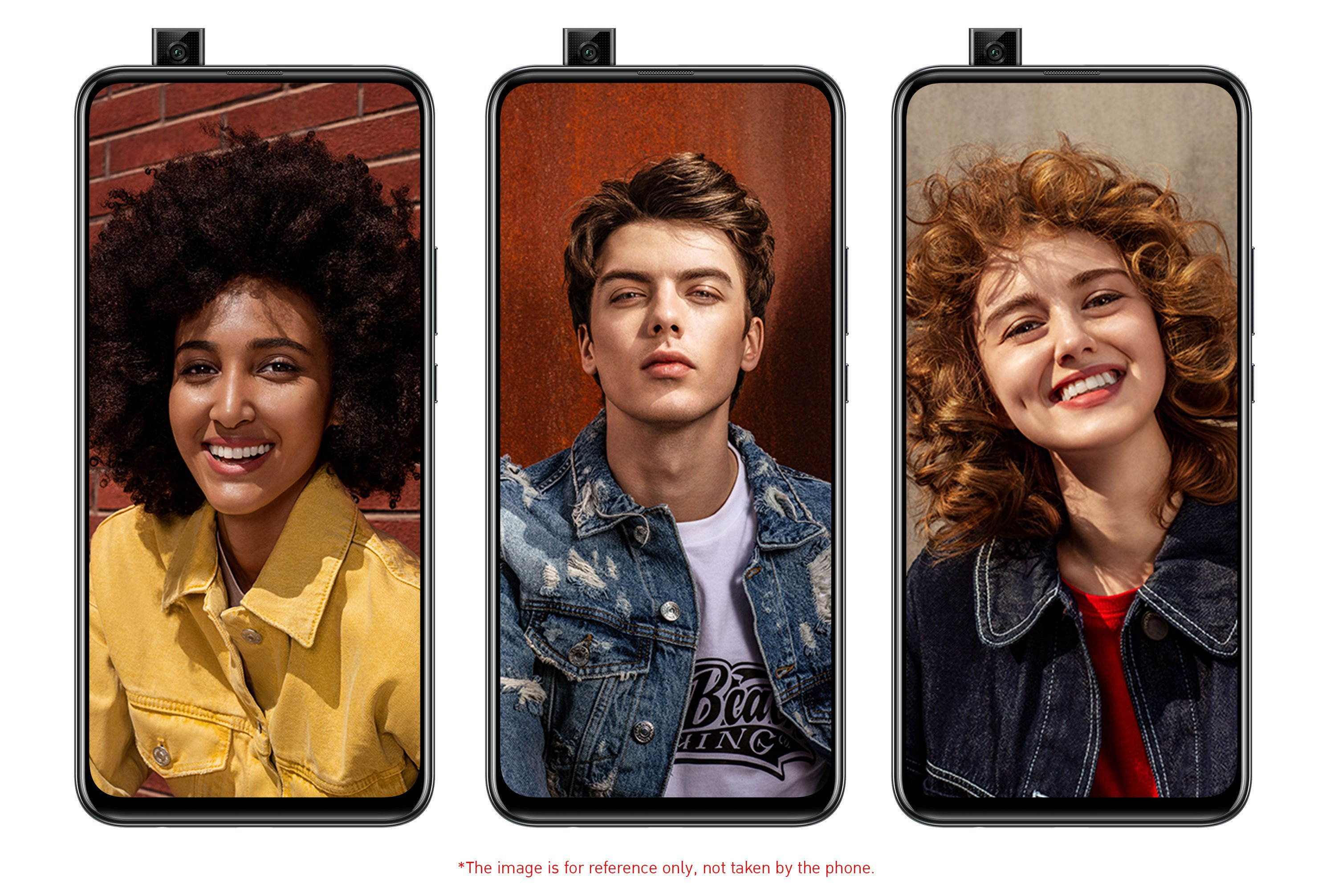 Huawei Smartphone Y9 Prime 2019 Midnight Black