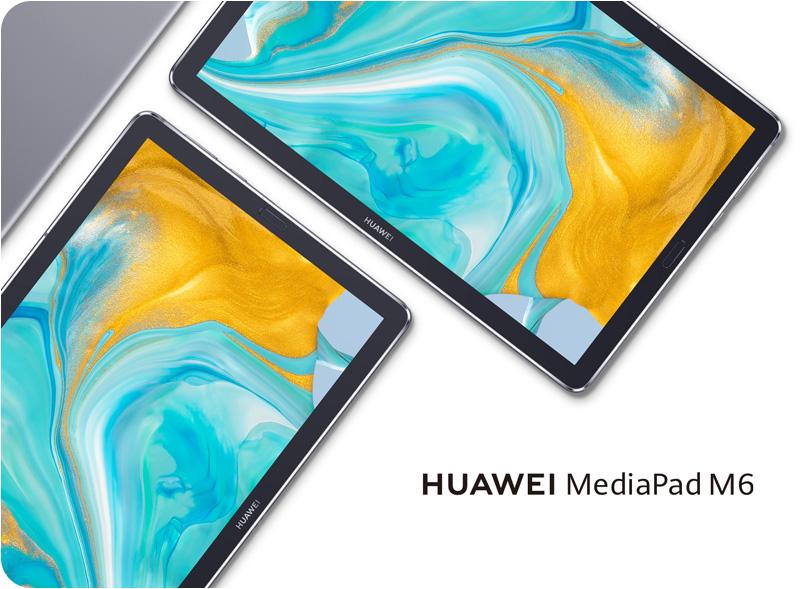 Huawei Tablet MediaPad M6 10.8