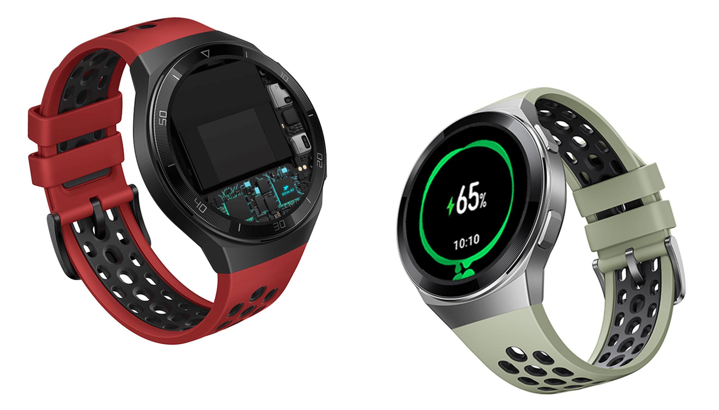 Huawei Smartwatch WATCH GT 2e Mint Green