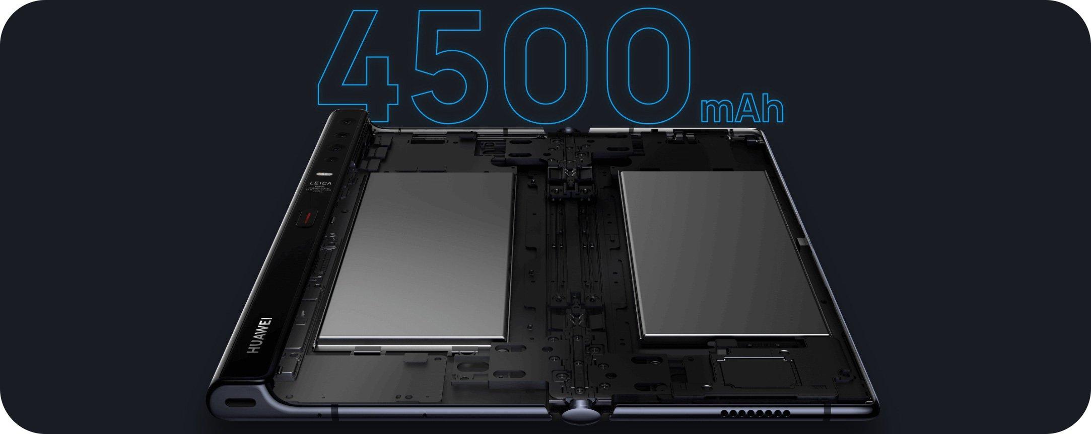Huawei Smartphone Mate Xs Blue