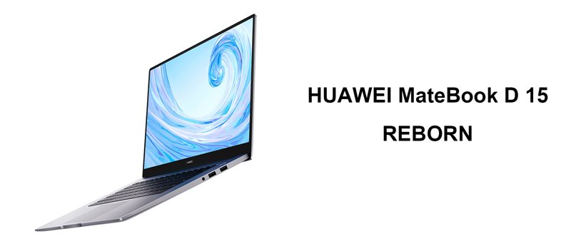 Huawei Notebook MateBook D15 R7 (A)