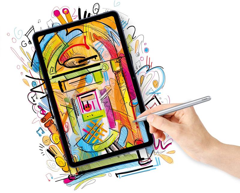 Huawei Tablet MatePad Midnight Grey (HMS)
