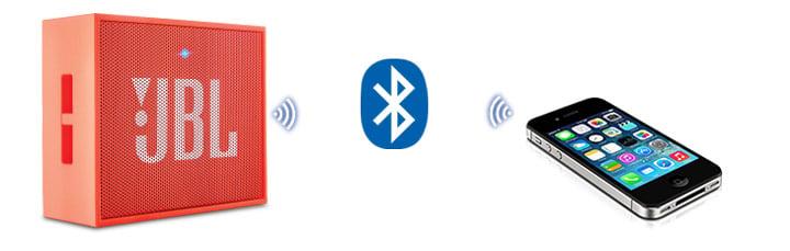 JBL Speaker Bluetooth 2.0 Go Black