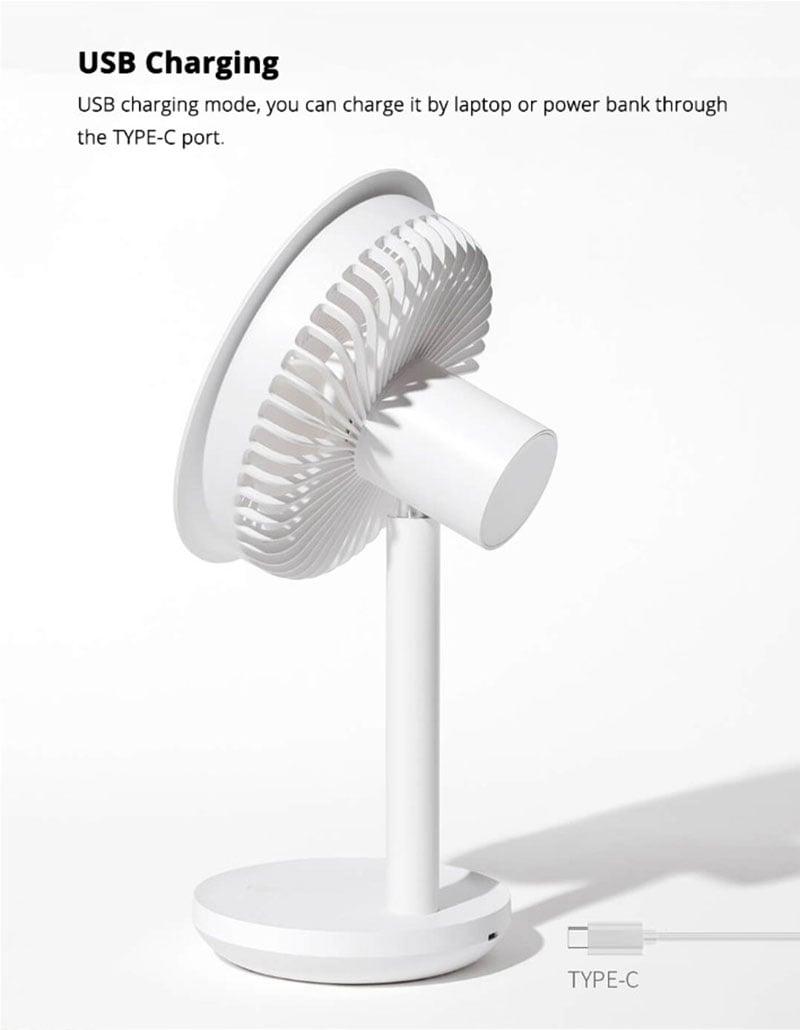 Xiaomi SOLOVE Desktop Fan F5