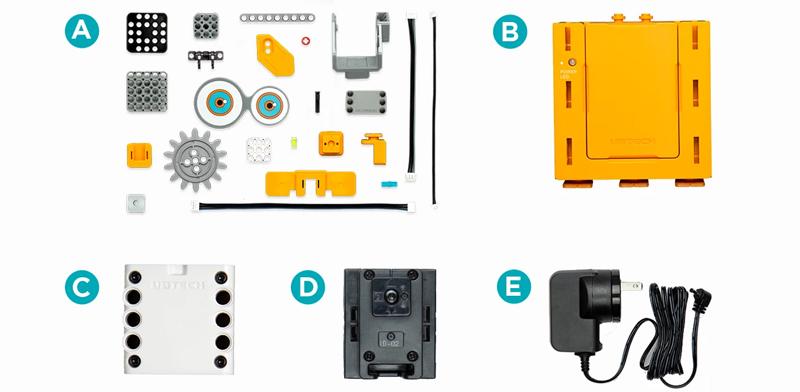 UBTECH JIMU Robot Kits Tankbot Kit
