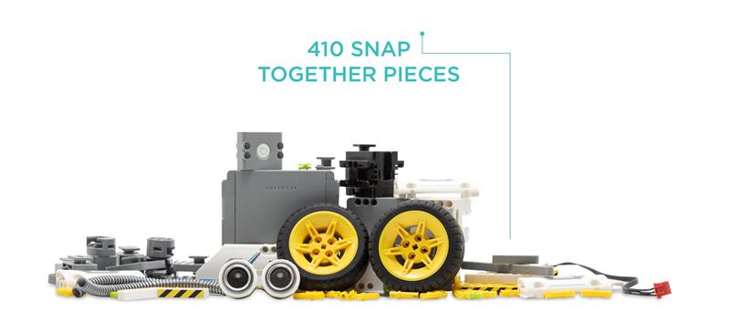 UBTECH Jimu Truckbot Kit
