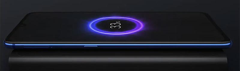 Xiaomi Wireless Charging Power Bank 10000 mAh Black