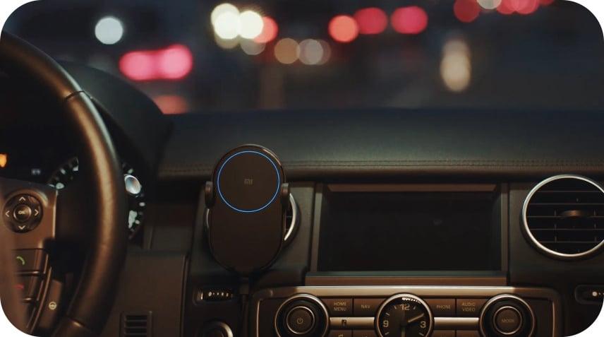 Xiaomi 20W Wireless Car Charger Black