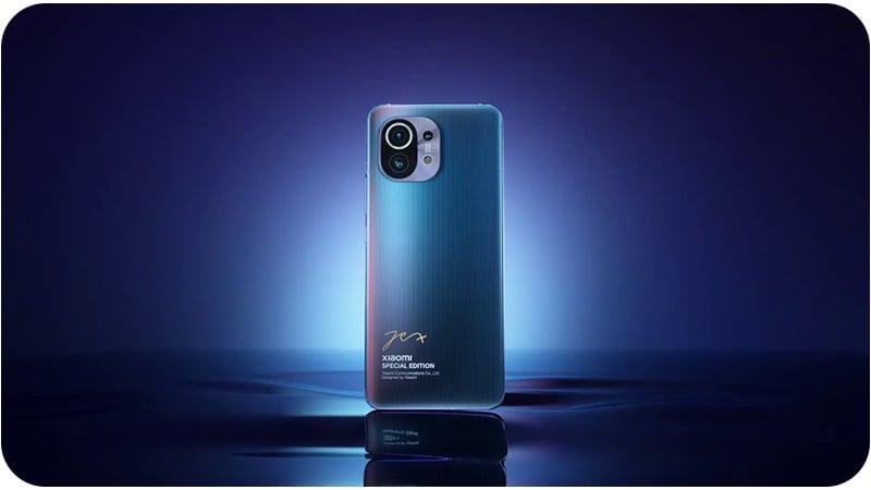 Xiaomi Smartphone Mi11 (8+256) SpecialEdition (5G)