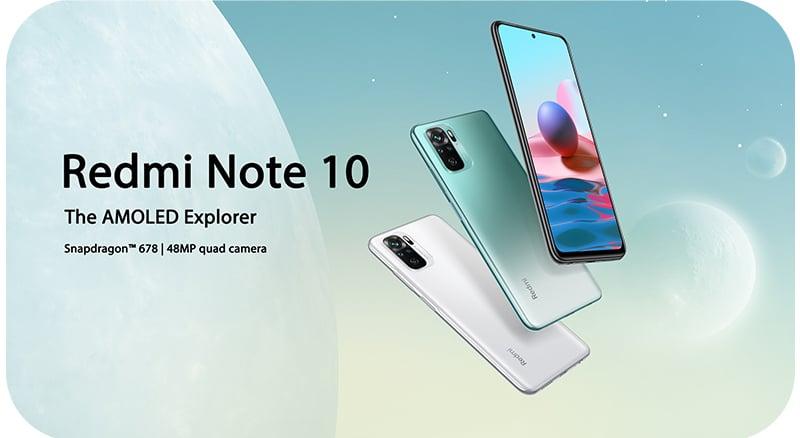 Xiaomi Smartphone Redmi Note 10
