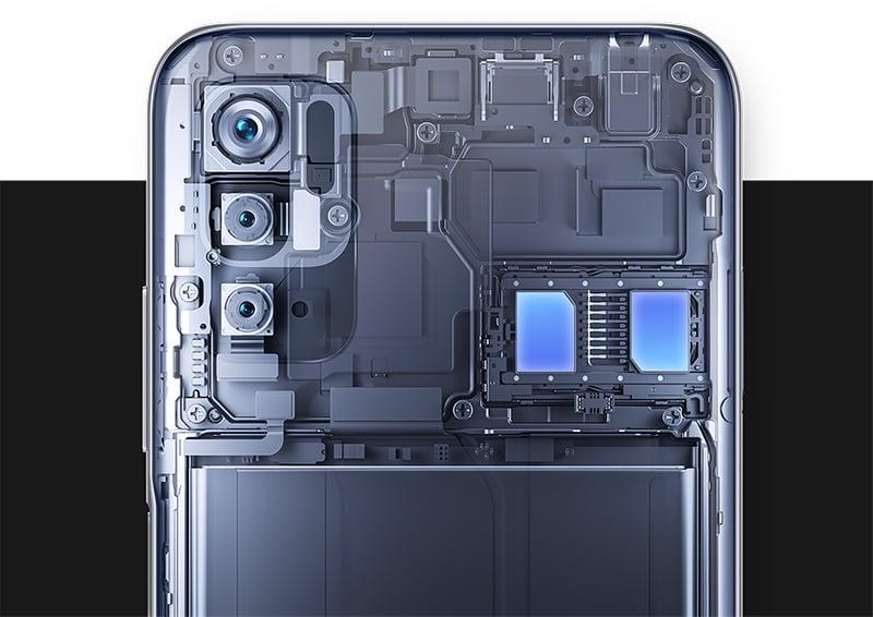 Xiaomi Smartphone Redmi Note 10 (8+128) (5G)