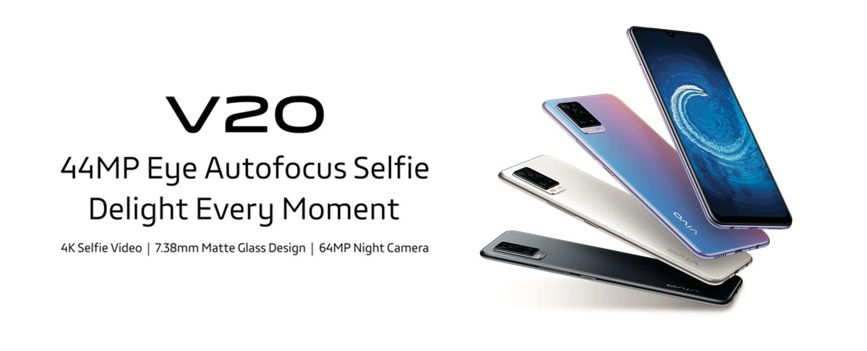 Vivo Smartphone V20