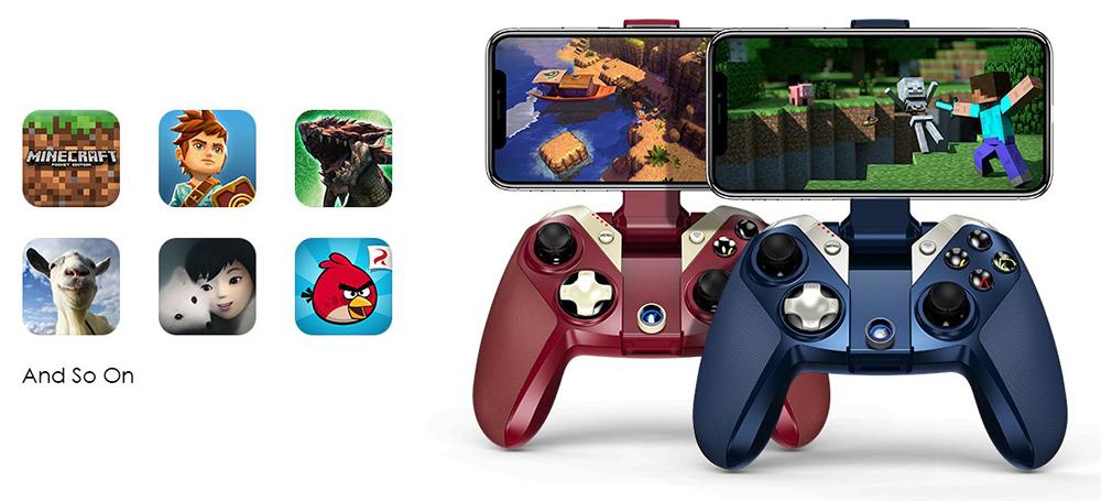 ซื้อ จอยเกมส์ Gamesir M2 Wireless Gamepad with MFI Blue จอยเกมส์ทนทาน, จอยเกมส์ตอบสนองเร็ว, จอยเกมส์ราคาถูก, จอยเกมส์แบรนด์ดัง, จอยเกมส์มีไฟ, จอยเกมส์ขายดีที่สุด, จอยเกมส์คอเกมส์, จอยเกมส์, จอยเกมส์ยอดนิยม, จอยเกมส์สายยาว, จอยเกมส์น้ำหนักเบา, จอยเกมส์ราคาประหยัด, จอยเกมส์ราคาสบายกระเป๋า, จอยเกมส์ยี่ห้อไหนดี, จอยเกมส์ราคา, Controller, Gearbox,คอนโทรลเลอร์, Gamepad, เกมแพด, ซื้อจอยเกมส์, Gamesir, เกมเซอร์ ราคาพิเศษ พร้อมโปรโมชั่นลดราคา ส่งฟรี ส่งเร็ว ทั่วไทย