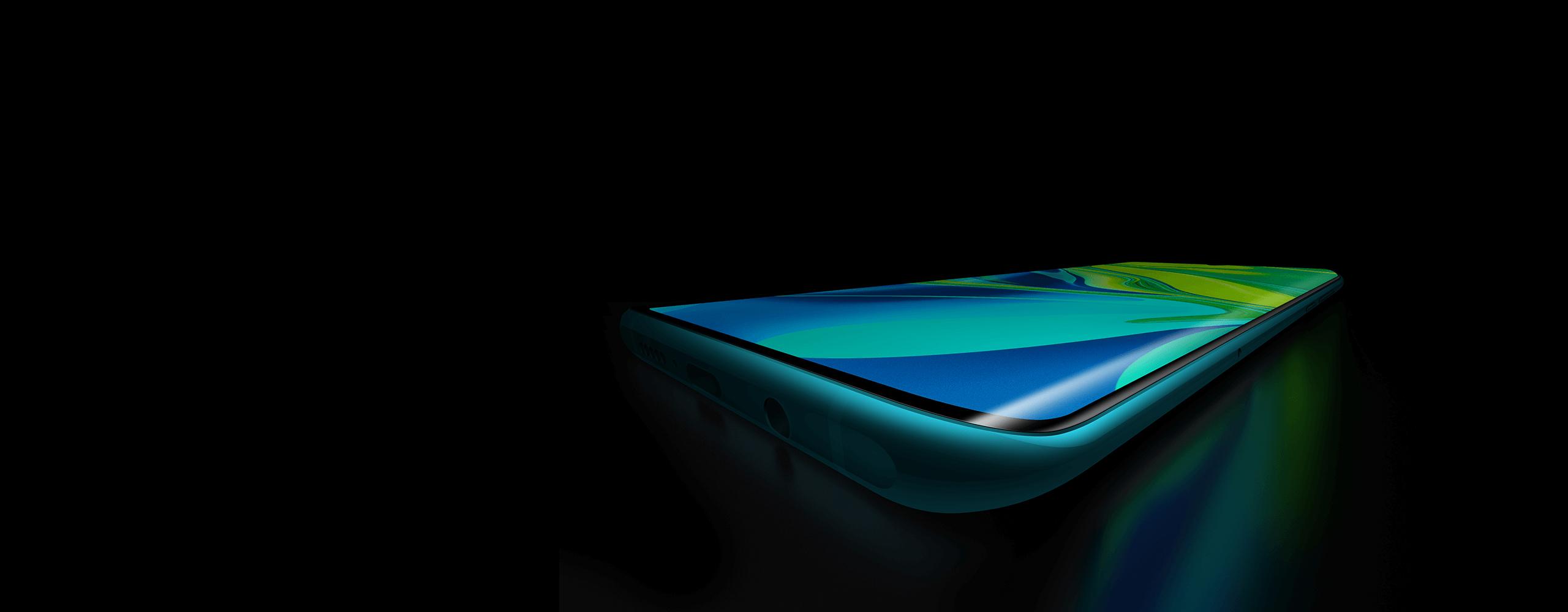 Xiaomi Mi Note 10 Pro Glacier White
