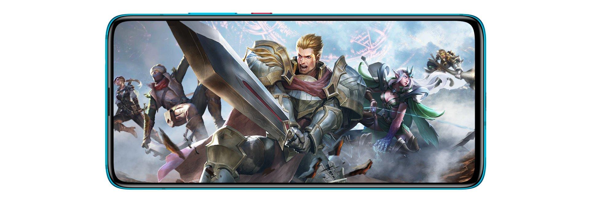 Xiaomi Smartphone POCO F2 Pro (8+256GB) Cyber Grey