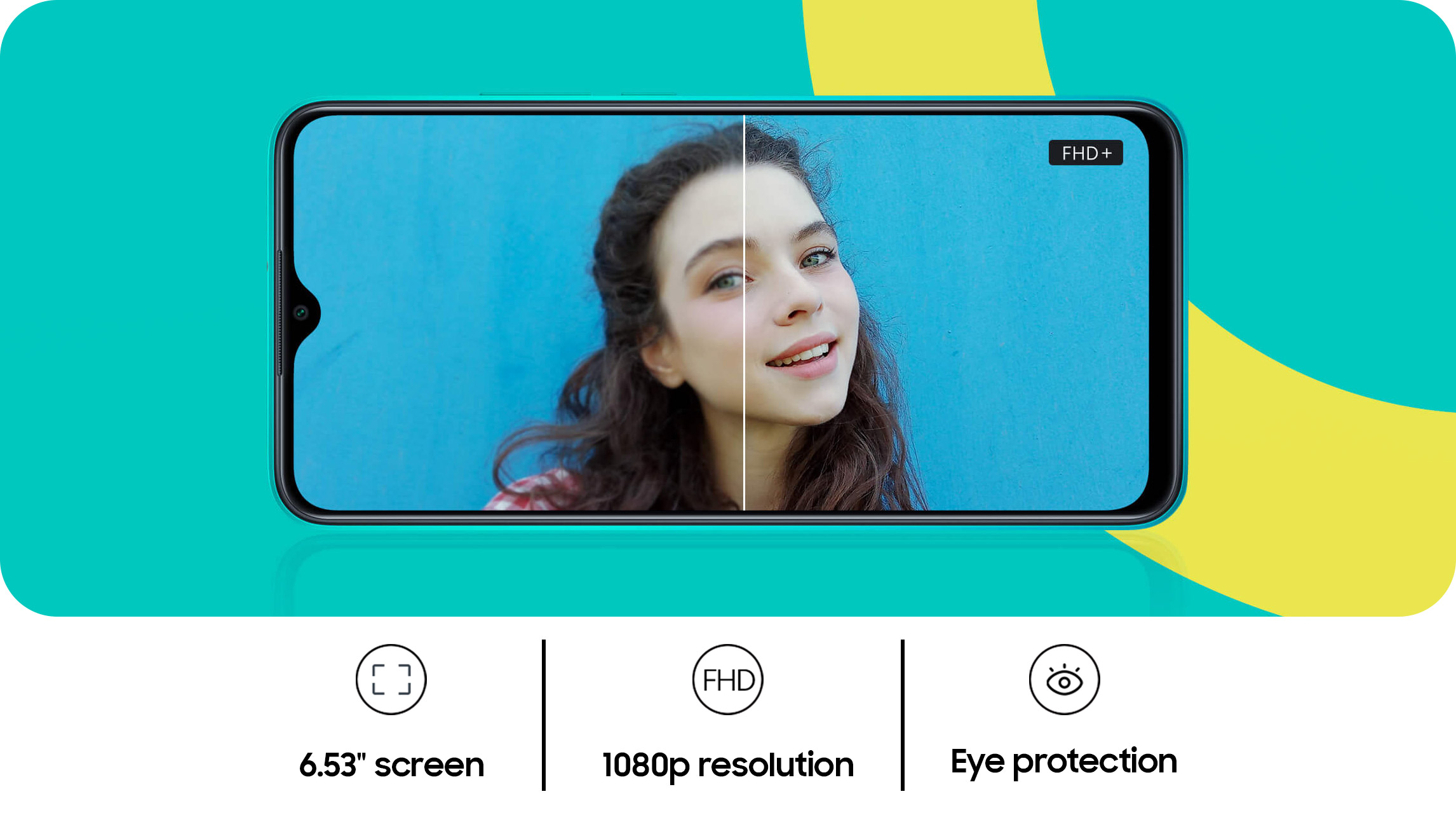 Xiaomi Smartphone Redmi 9 (4+64GB) Ocean Green