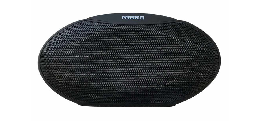 ซื้อ ลำโพง Mara Bluetooth Speaker MR-6 Black (IMP) ลำโพง, ลำโพงพกพา, ลำโพงบลูทูธ, ลำโพงMara, ลำโพง Bluetooth, ลำโพงไร้สาย, ราคาพิเศษ พร้อมโปรโมชั่นลดราคา ส่งฟรี ส่งเร็ว ทั่วไทย เฉพาะที่ www.bananastore.com