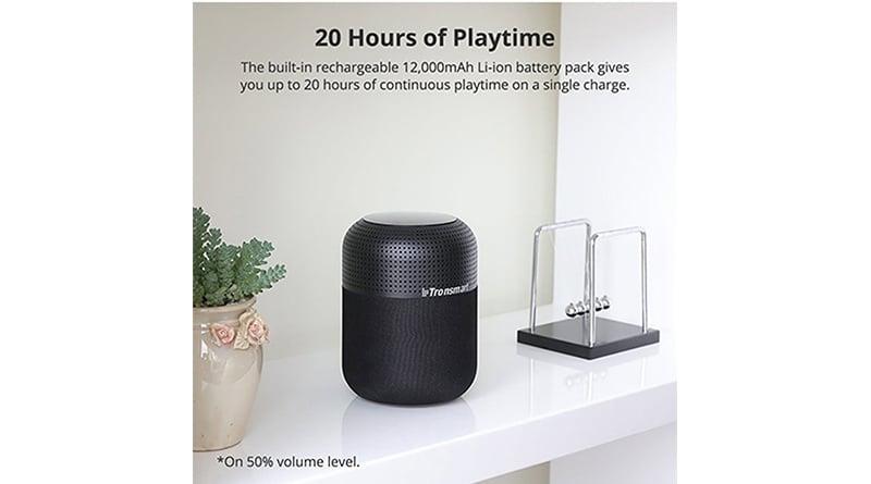 Tronsmart Bluetooth Speaker ElementT6 MaxSound Pulse