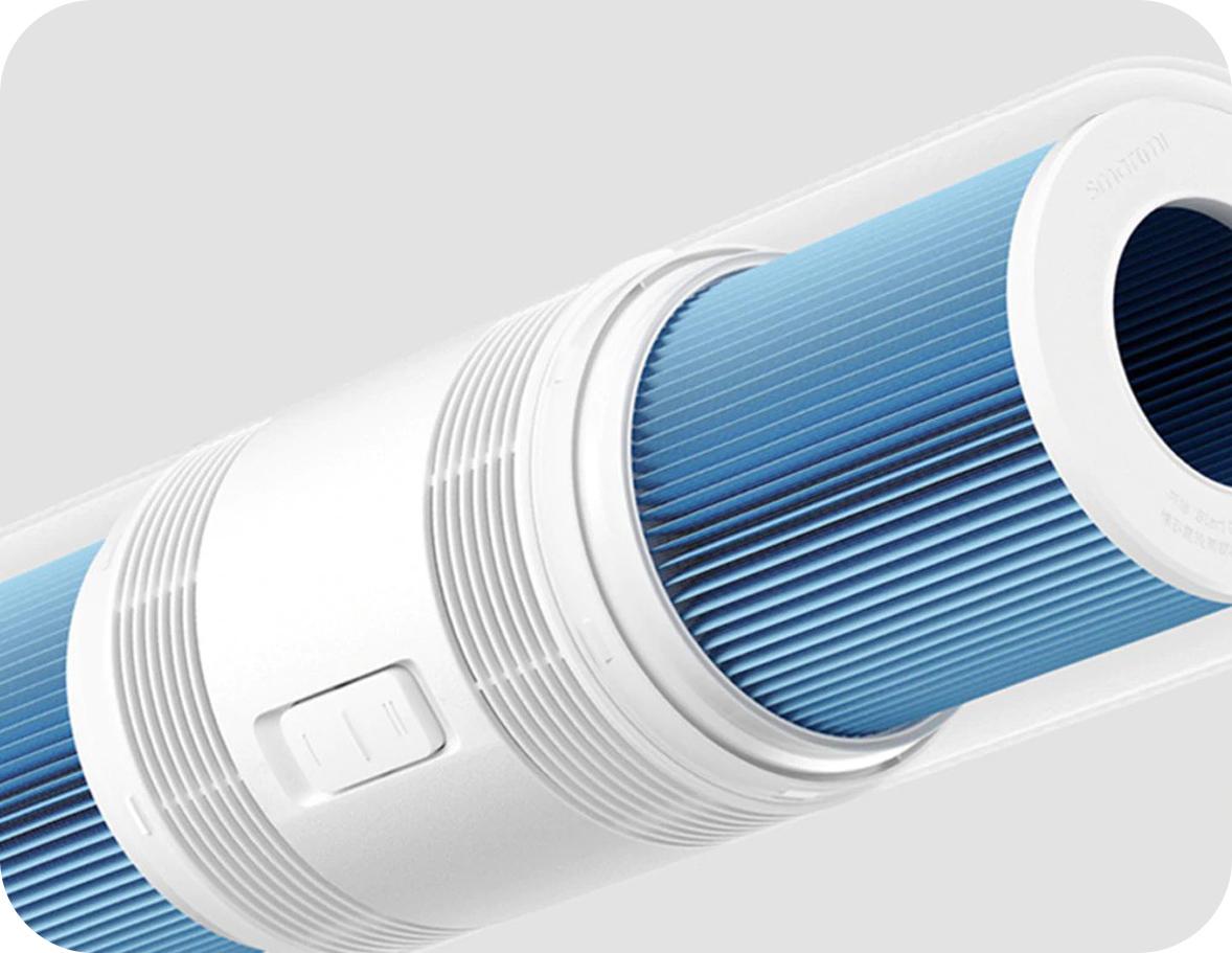 Xiaomi Smartmi Car Air Purifier White