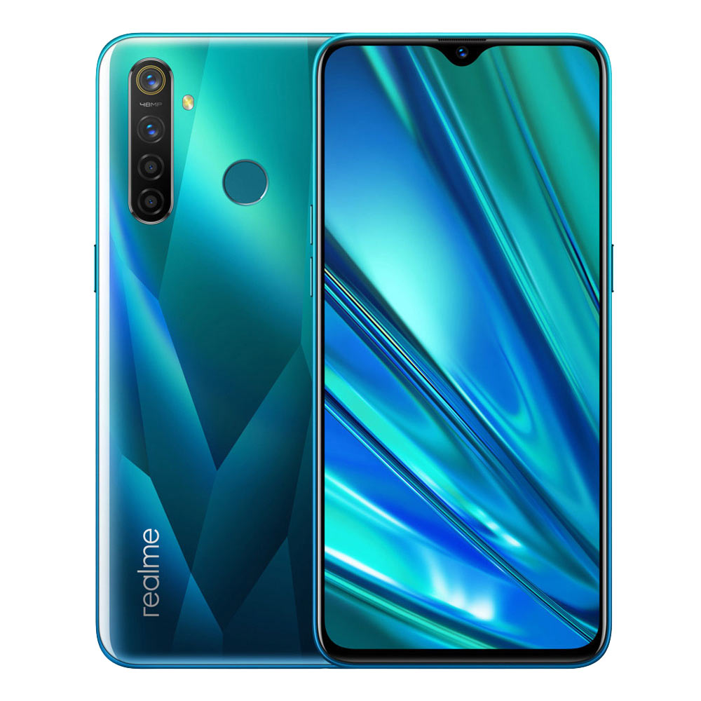 Realme 5 Pro (8+128) Crystal Green