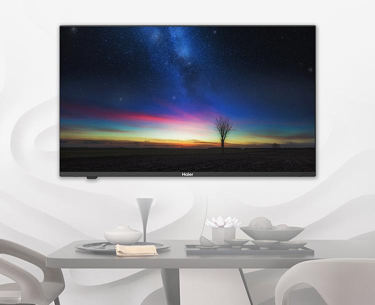 HAIER Smart TV LE55K8000UA