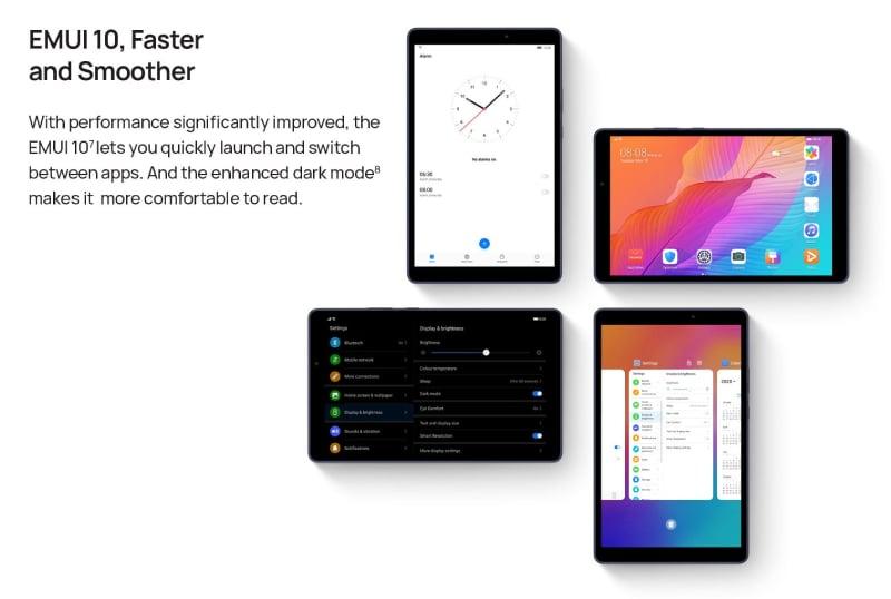 Huawei Tablet MatePad T Deepsea Blue