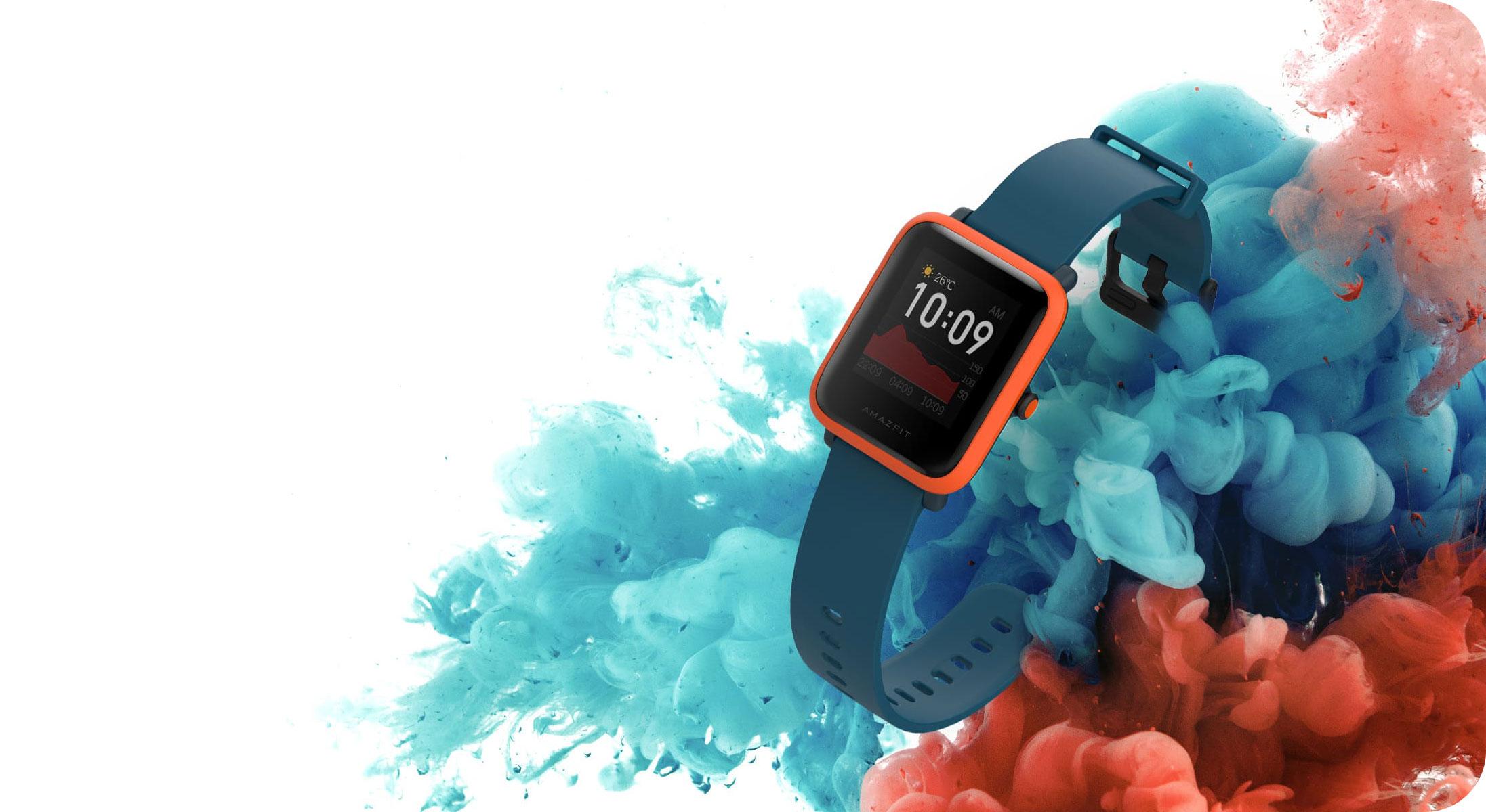 Xiaomi Smartwatch Amazfit Bip S Carbon Black General Version