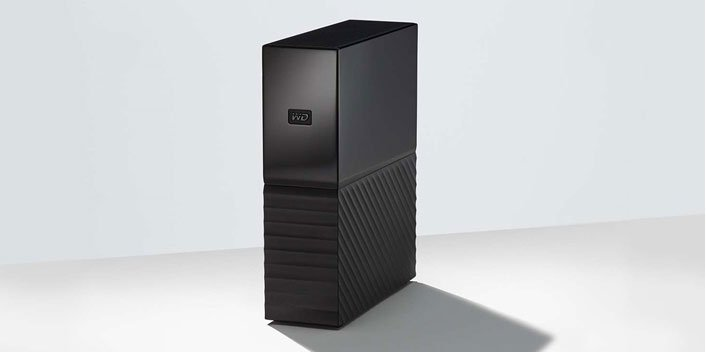 WD HDD Ext 8TB My Book Essential 3.5 USB3.0 Personal Storage (NEW)