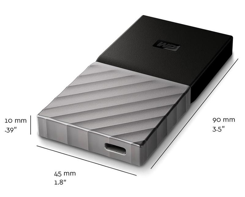 ซื้อ ฮาร์ดดิสก์  WD SSD Ext My Passport 256GB USB 3.1 Silver ราคา ฮาร์ดดิสก์ , ฮาร์ดดิสก์ไดรฟ์ , ราคาฮาร์ดดิสภายนอก , ฮาร์ดดิสก์พกพา , WD HDD 256GB ราคาพิเศษ พร้อมโปรโมชั่นลดราคา ส่งฟรี ส่งเร็ว ทั่วไทย