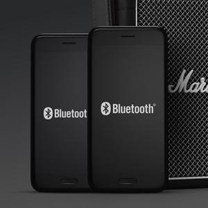 Marshall Bluetooth Speaker 2.1 STOCKWELL II Black