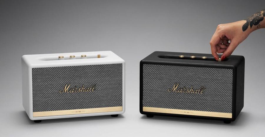 Marshall Bluetooth Speaker Acton II Bluetooth Brown
