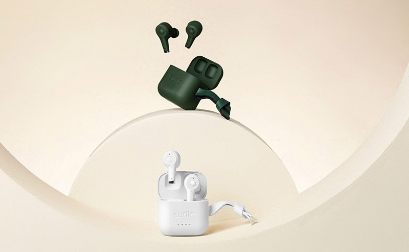 Sudio In-Ear Wireless TWS ETT