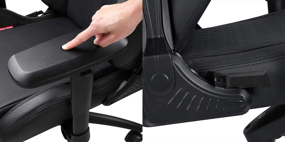 Anda Seat Gaming Chair Dark Knight Premium Black