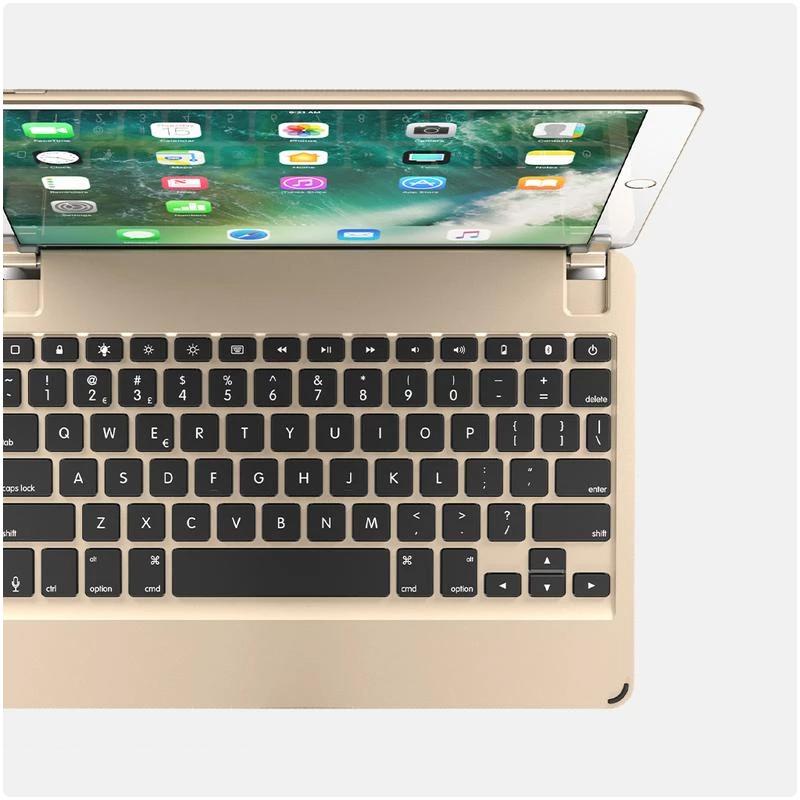 ซื้อ คีย์บอร์ด ไอแพต Brydge Aluminium Keyboard for iPad 10.5 Series ll Space Gray แป้นพิมพ์ iPad 10.5, iPad 10.5 คีย์บอร์ด เสริม, คีย์บอร์ด พกพา, คีย์บอร์ดเสริมแท็บเล็ต ราคา, ราคาพิเศษ พร้อมโปรโมชั่นลดราคา ส่งฟรี ส่งเร็ว ทั่วไทย