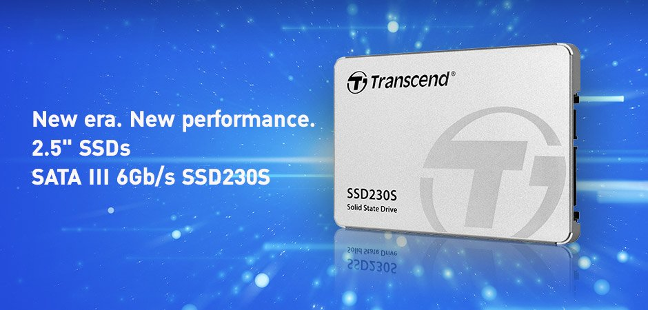 512 GB SSD TRANSCEND 230S