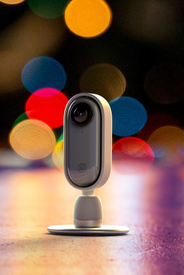 Insta360 Action Camera GO White