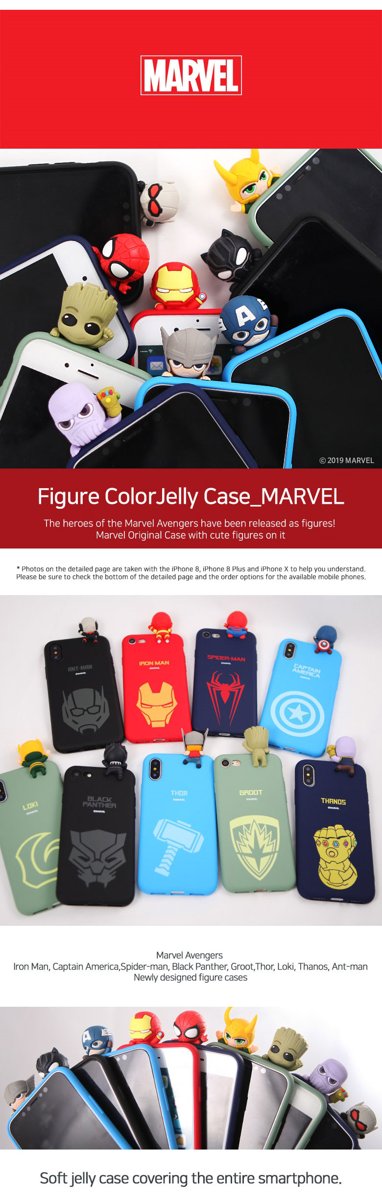 Storinus Casing for iPhone XS Max Captain America