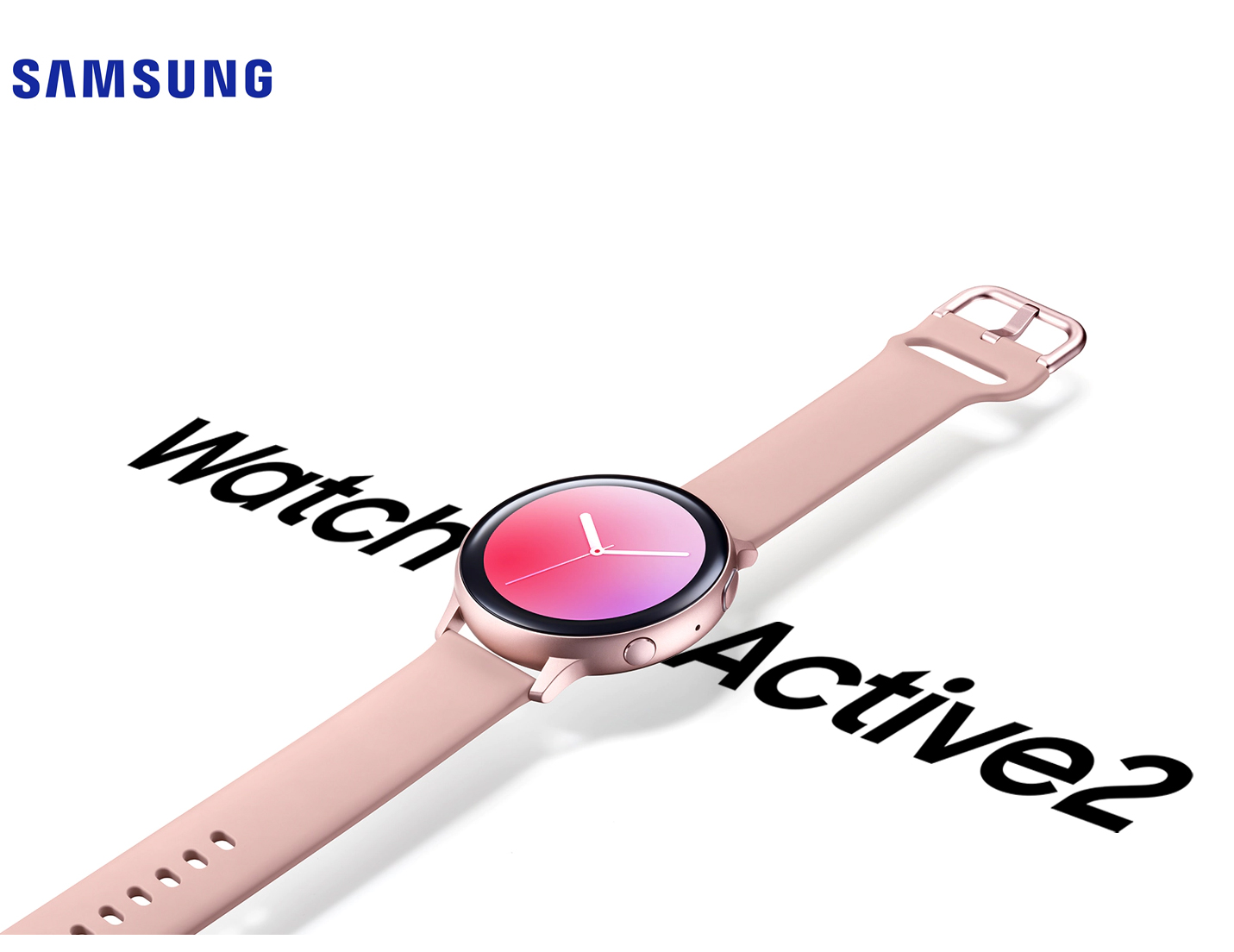 Samsung Galaxy Watch Active 2 Stainless 40mm Bluetooth