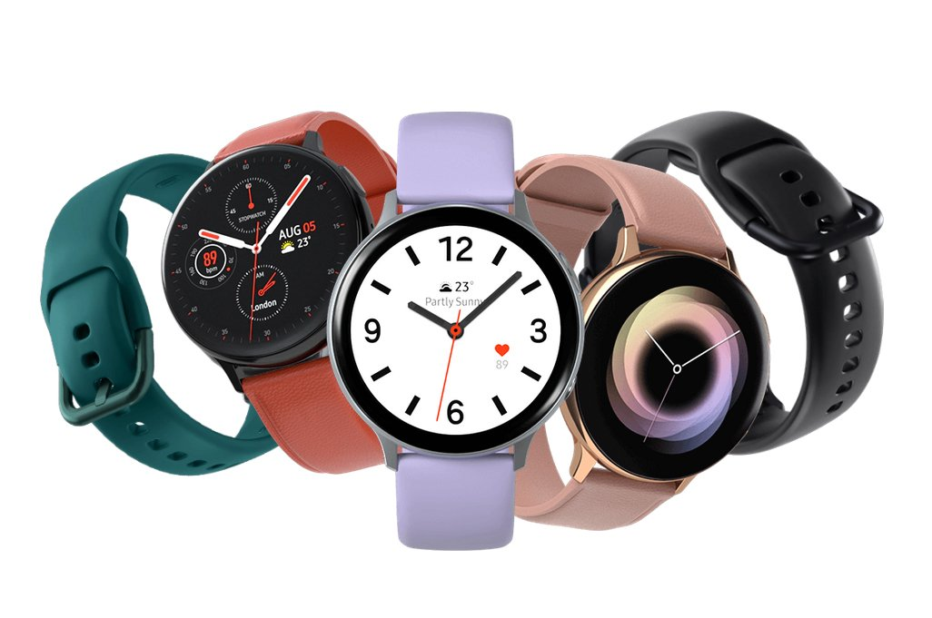 Galaxy Watch Active 2 (44mm) - Aluminium - Under Armour