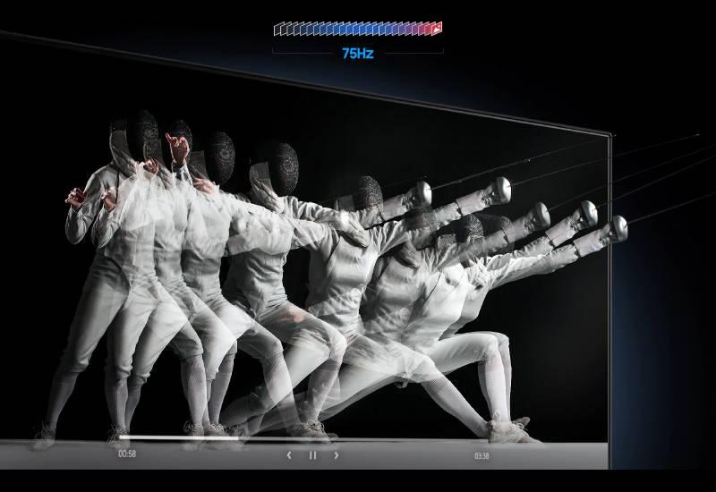 Samsung Monitor 23.8 inch Full HD SR350 - LS24R350FHEXXT 75Hz