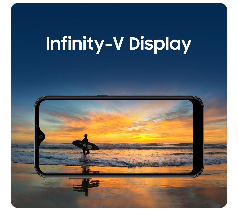 Samsung Smartphone Galaxy A01 (2+16) Black