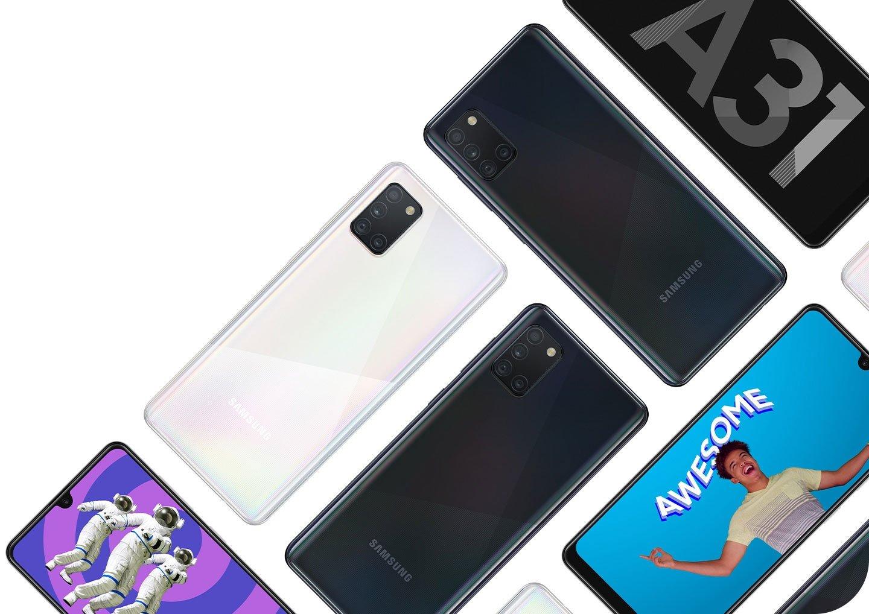 Samsung Smartphone Galaxy A31 (6+128) Blue