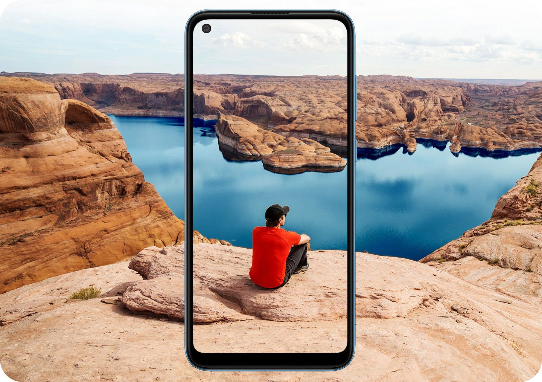Samsung Smartphone Galaxy A11 (3+32) Black