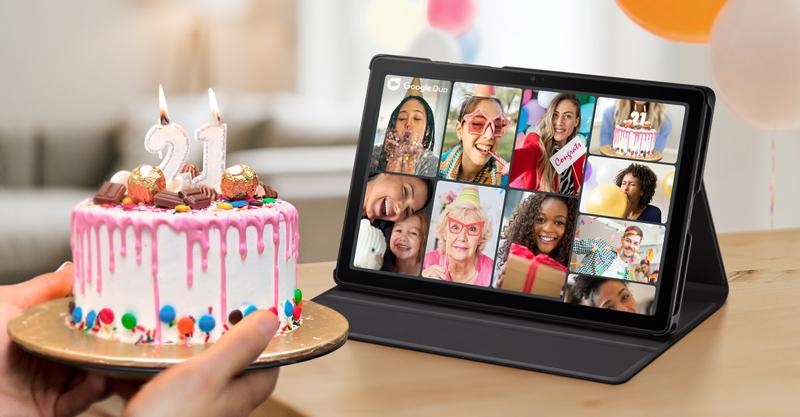 Samsung Tablet Galaxy Tab A7 Wi-Fi (3+64) Gold
