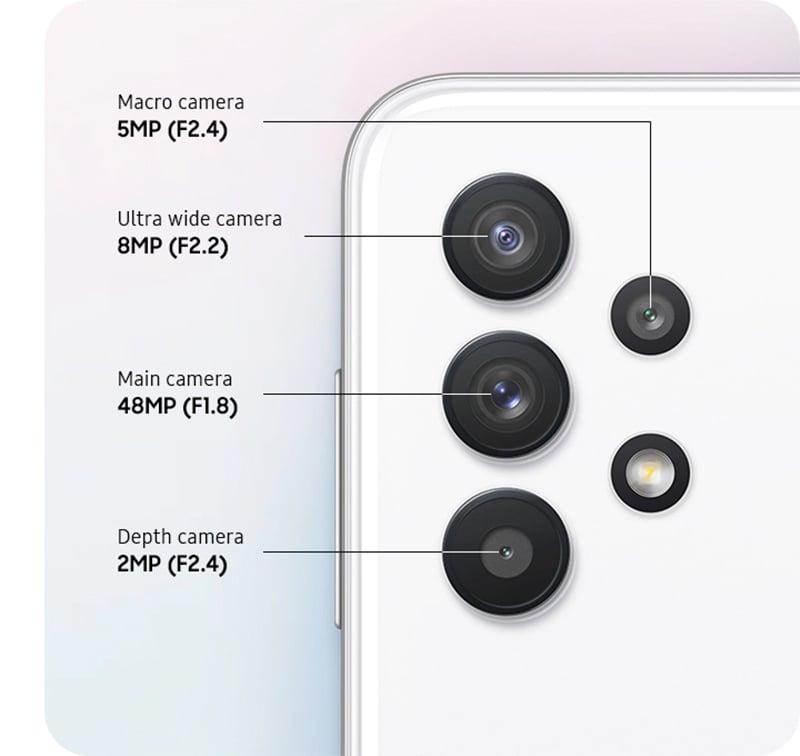Samsung Smartphone Galaxy A32