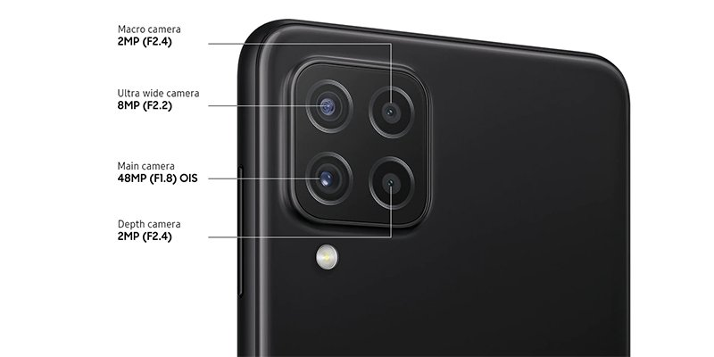 Samsung Smartphone Galaxy A22 (6+128)