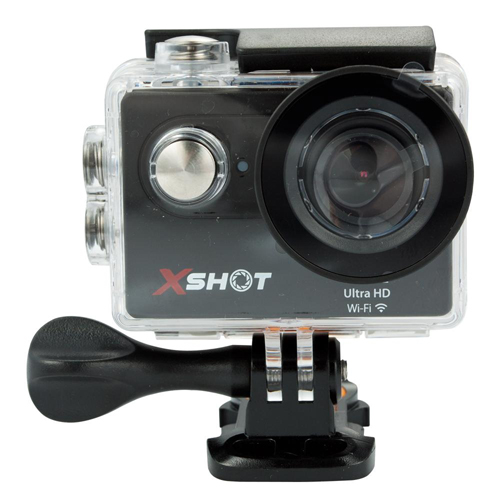 X-SHOT Action Sport Camera H9R 4K Wi-Fi