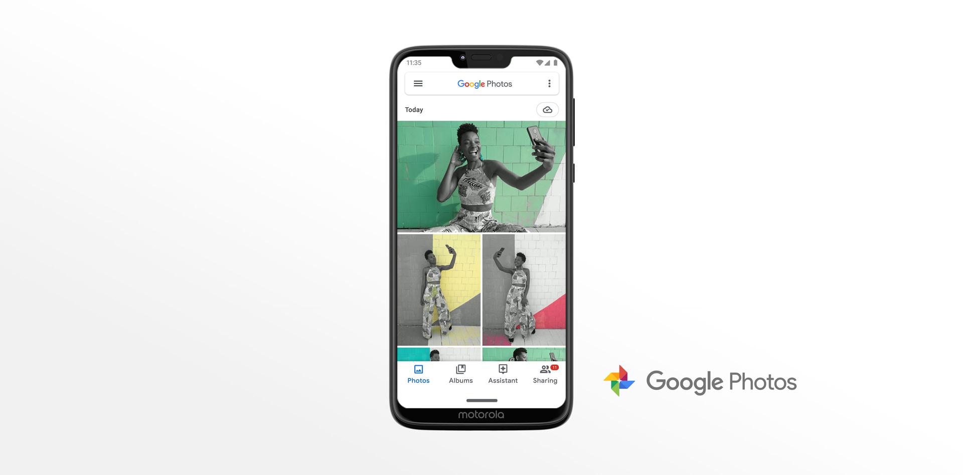 Motorola Smartphone G7 Power Black FG