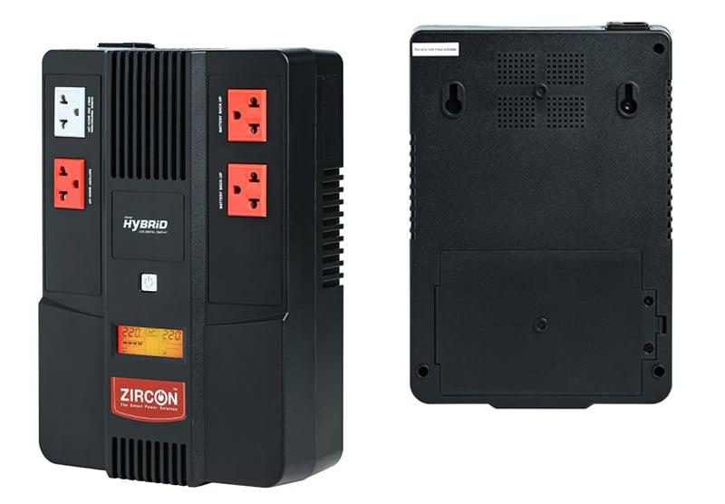 ZIRCON UPS Hybrid LCD (1000VA/550W)